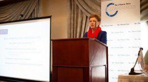 Конференция газеты The Moscow Times: Аутсорсинг бизнес-процессов
