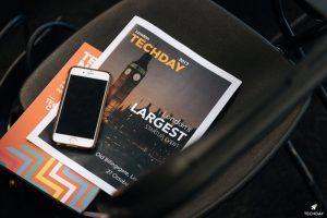 Hamilton Apps на TechDay в Лондоне